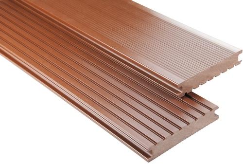 Standard Vollprofil Braun unbehandelt, 26x145 mm