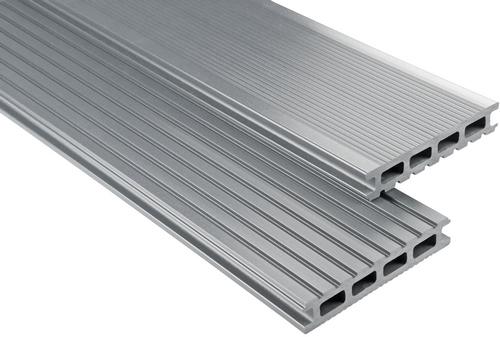 Standard Hohlkammer Grau unbehandelt, 26x145 mm