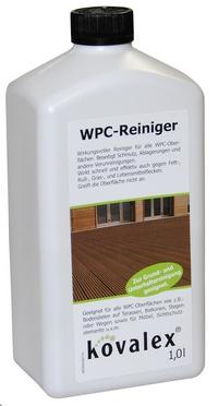 Kovalex WPC Reiniger - Inhalt: 1 Liter - Zur Reinigung der WPC-Terrassendielen