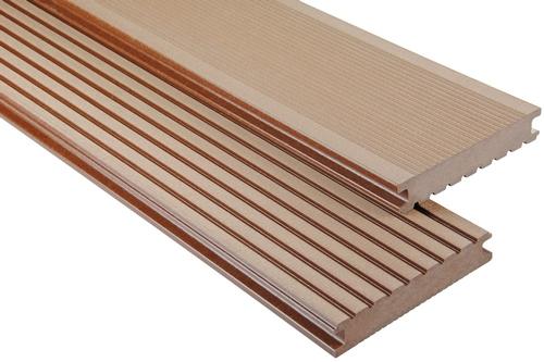 Standard Vollprofil Braun gebürstet, 26x145 mm