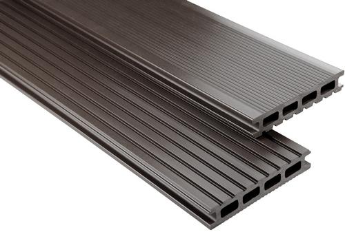 Standard Hohlkammer Graubraun unbehandelt, 26x145 mm