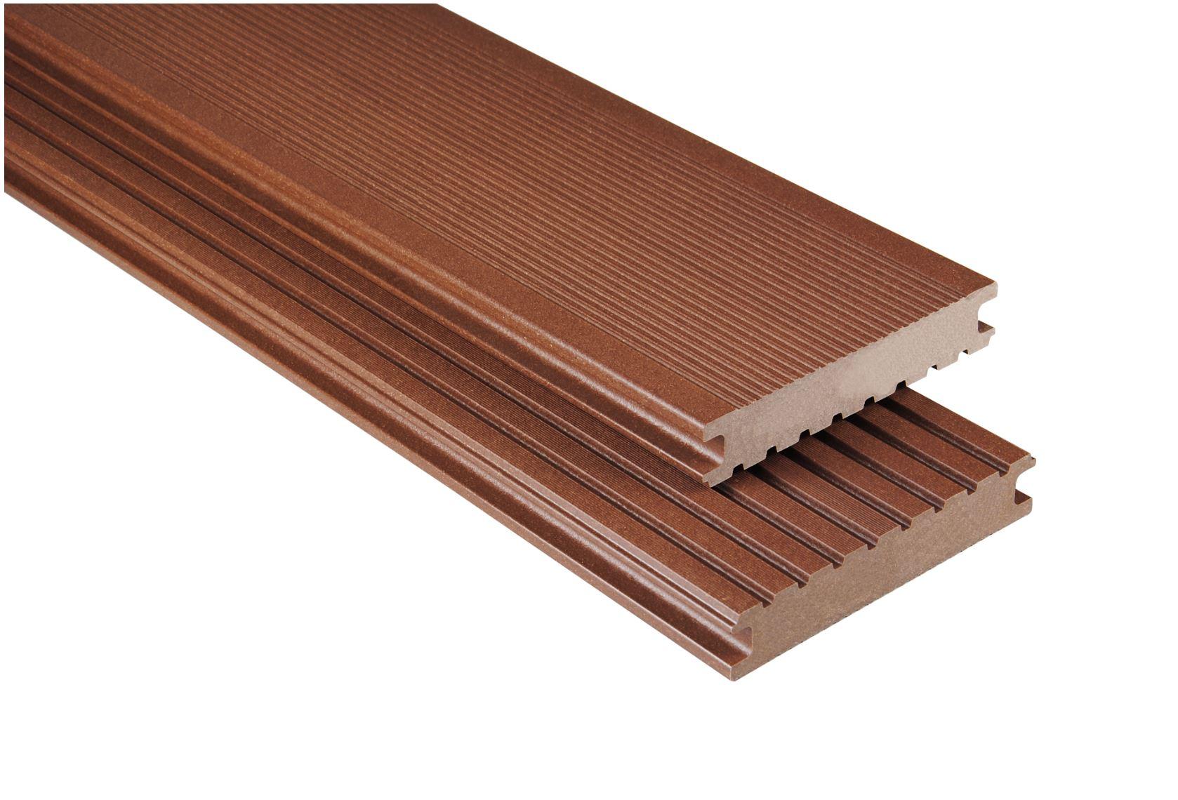 Standard Vollprofil Braun mattiert, 26x145 mm