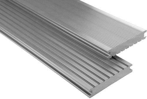 Standard Vollprofil Grau unbehandelt, 26x145 mm